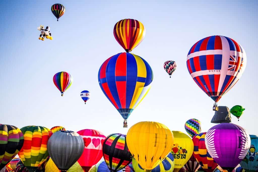 Balloons - IHT